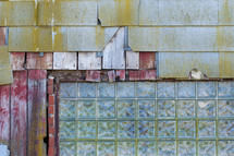 layers of siding
