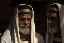 Chief priests in biblical times