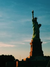 Statue of Liberty a symbol of freedom
