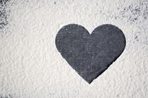 heart shape background