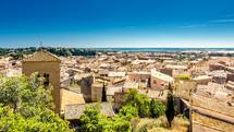 Mediterranean city