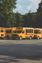school bus vans