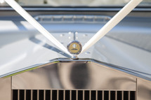 vintage car grill