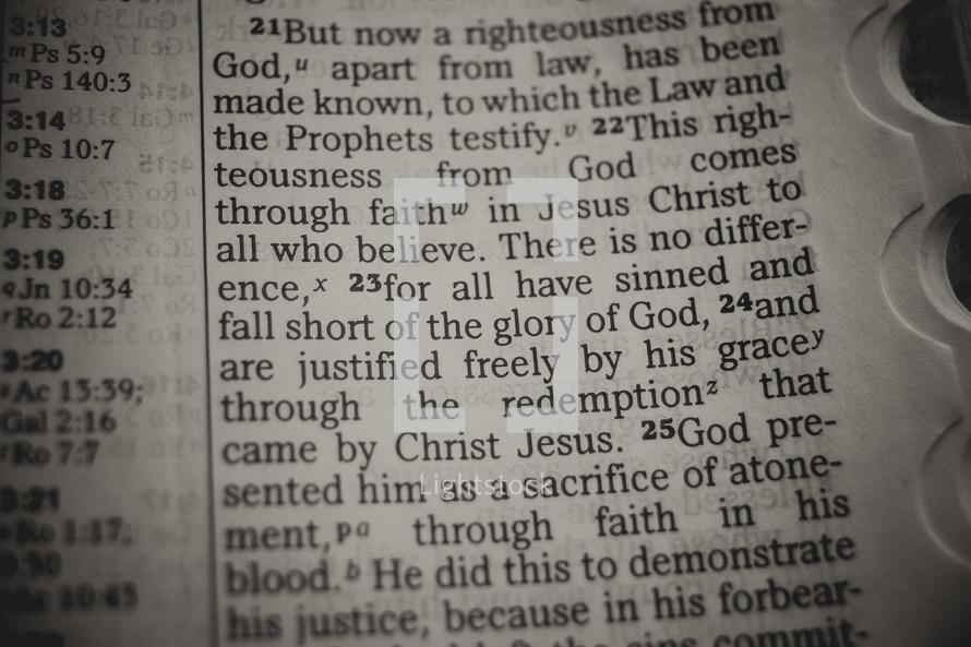 bible verse - faith