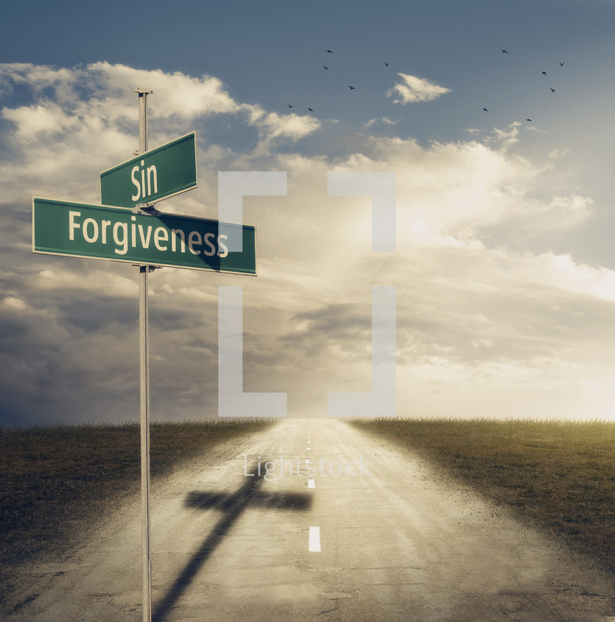 intersection of sin and forgiveness