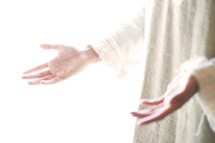 hands of Jesus