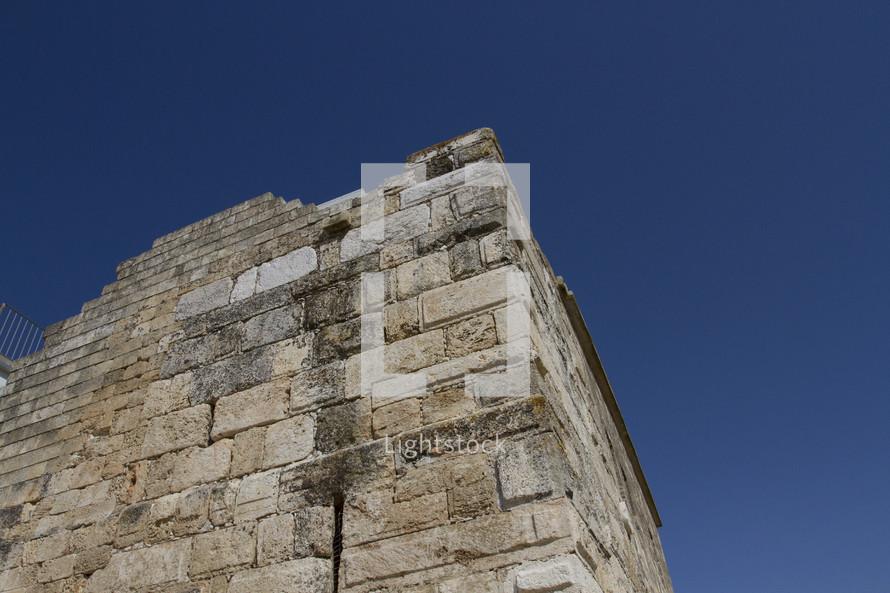 wall in Jerusalem