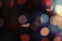 Bokeh, Blur, Light, Christmas, Background