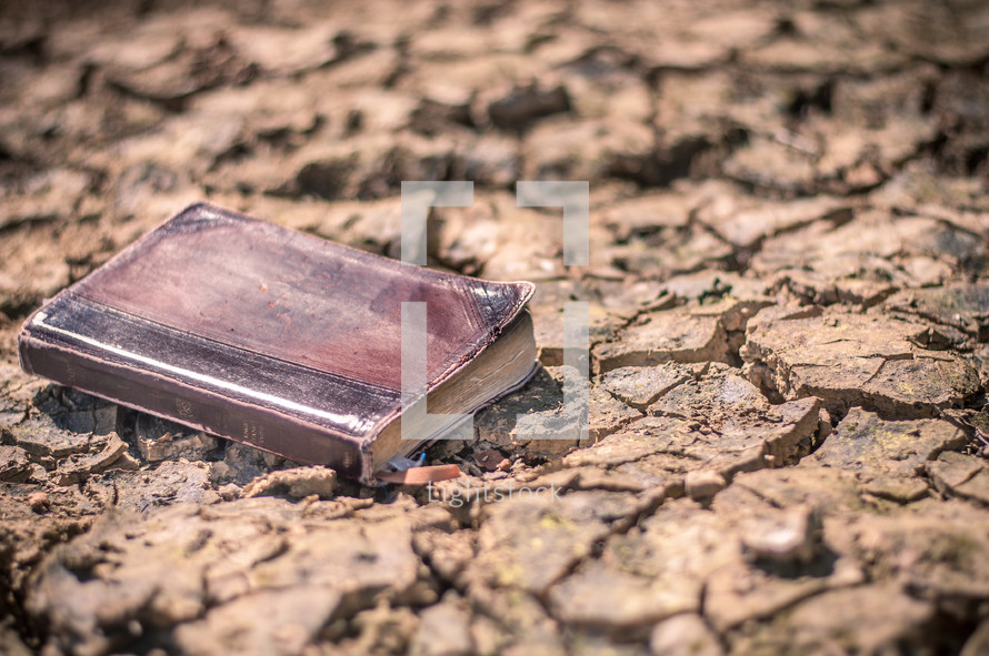 Missions: Sending the Word to a dry and parched land.