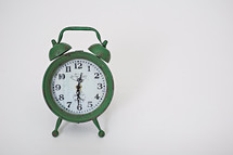alarm clock 12:30