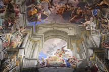 Sistine Chapel by Michelangelo: The Last Judgement