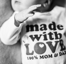 10 day old newborn.