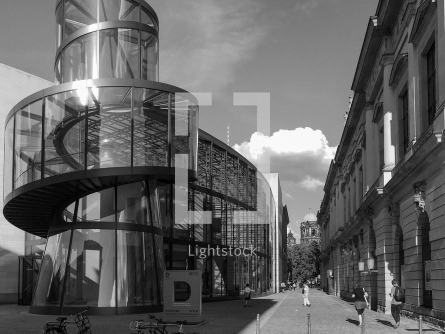 unique glass building architecture