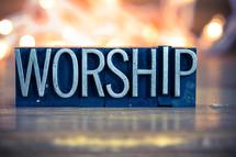 word worship