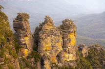 three sisters peaks