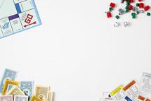 Monopoly border