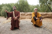 The Healing Of Bartimaeus - Mark 10:46-52