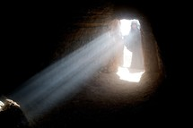 John 20:1-18, Mary Magdalene find the tomb empty