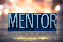 word mentor
