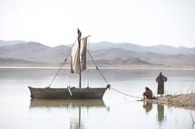 fishermen in the Bible, disciples