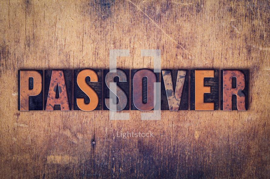 word passover