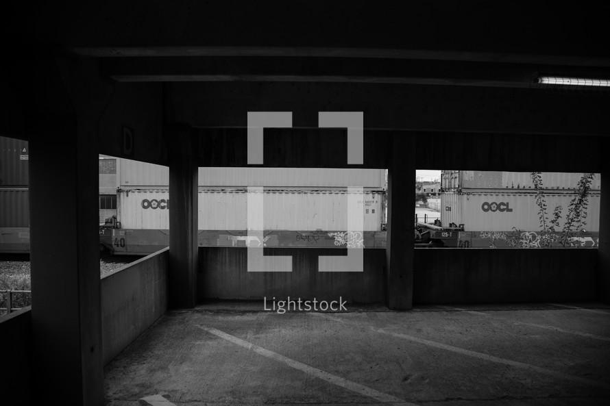 parking deck
