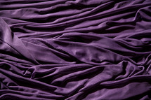 Liturgical color purple cloth