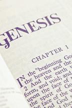 Genesis 1 - the creation story