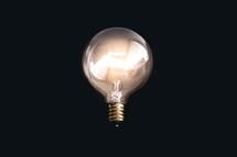 A Lightbulb closeup