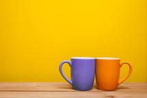 couple of mugs