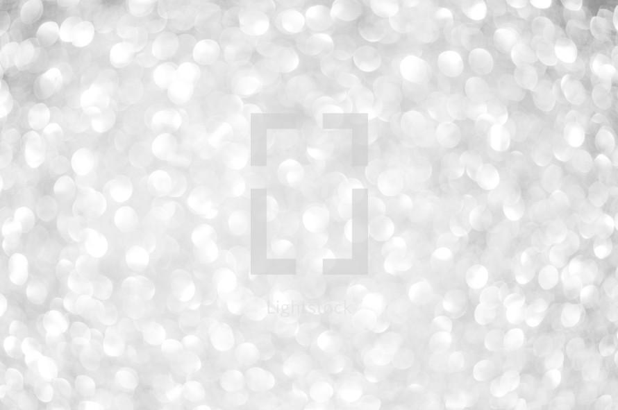 Glitter light bokeh