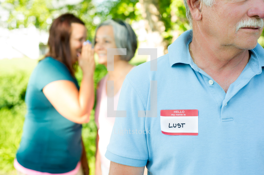 lust name tag