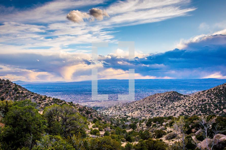 mountains Albuquerque, New Mexico