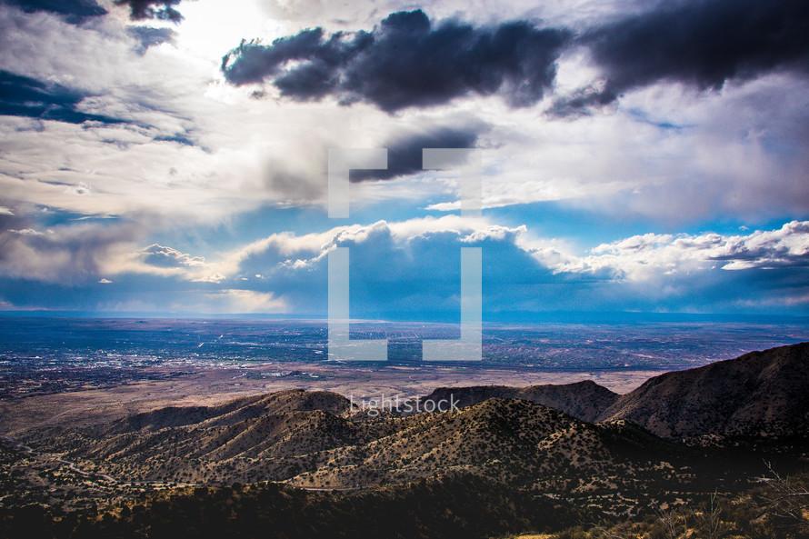 Albuquerque landscape