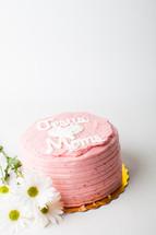 jesus loves moms cake
