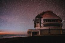 space observatory on Mauna Kea