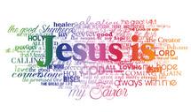 Jesus is . . .