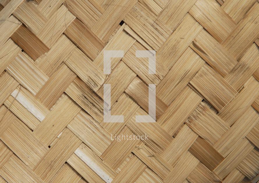Basket weave background