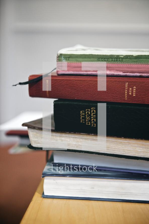 Study Bibles