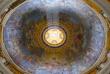 Vatican Museum Painted Dome