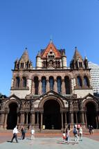 Trinity Church in Boston, MA