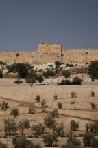 walls in Jerusalem
