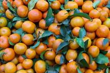 Clementines or Mandarin Oranges