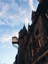 brick building in Scotland