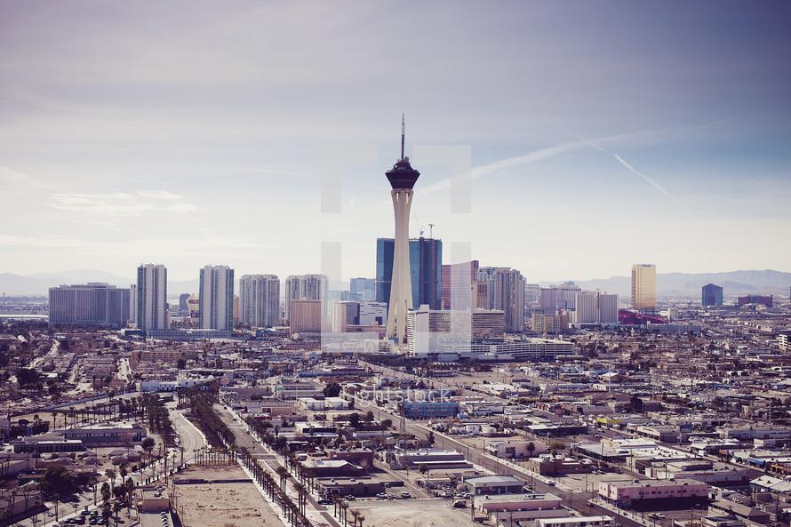 city scape - daytime
