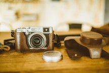 Vintage Fuji camera.