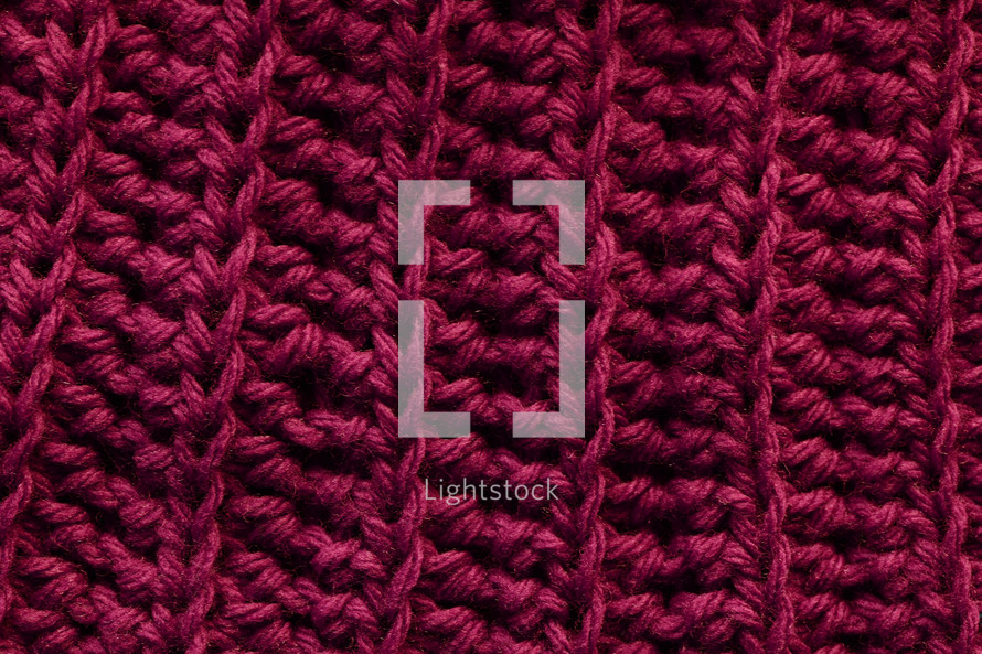 magenta knit background