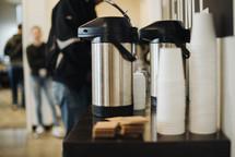 coffee at church
