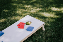 corn hole board