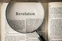 Revelation under a magnifying glass